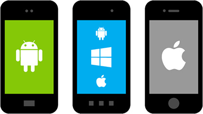 mobile application development, android app development, iOS app development, windows app development
